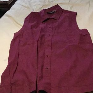 NWT White Stag Shirt Large